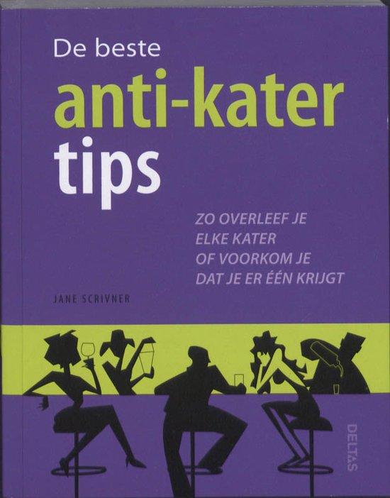 De beste anti kater tips, Jane Scrivner - Bol.com