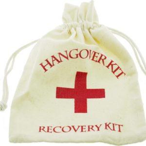 Hangover Kit, Kater Recovery Kit zakjes - 10 Stuks - Bol.com