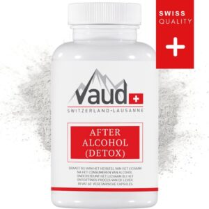 After Alcohol Detox - Vaud (60 pillen)