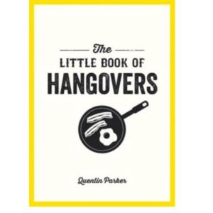 Anti Kater Boek The Little Book of Hangovers