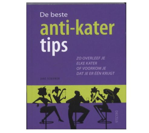Boek: De Beste Anti Kater Tips
