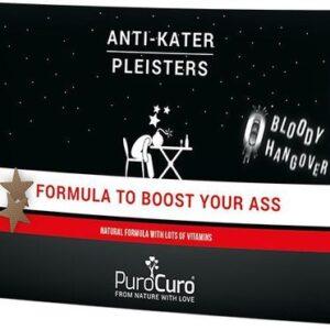 Anti-kater Pleisters | PuroCuro (24 stuks)