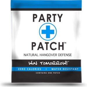Party Patch, Anti Kater