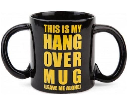 This is my Hangover (kater) mok met tekst- 680 ML