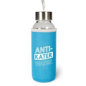 Waterfles Anti-kater-water