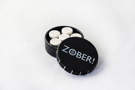 Zober anti kater pillen, Bron: Bol.com